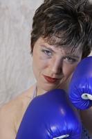 VeVe Lane: Bikini Boxing