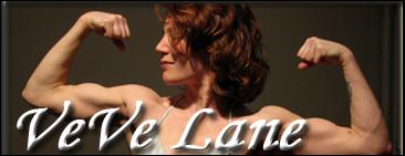 VeVe Lane: Female Wrestler, Petite Powerhouse